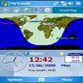 مشاهده لحظه ای آب و هوا MyTravelr 1.0