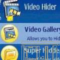 مخفی کردن و محافظت از ویدیو ها با  Video Hider v2.