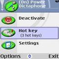 PowerDictaphone V1.04 (Symbianware)