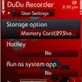 ضبط نامحدود مکالمات HongDi Tech DuDu Recorder v4.9