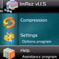 کاهش رزولوشن تصویر IM Rez v1.1.5 EN s60v3