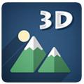 مشاهده ی عکس ها در گالری تصاویر 3DGallery v1.1.33003