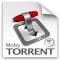 MobyTorrent برای دانلود فایل از شبکه تورنت