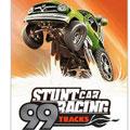 بازی جدید و جذاب Stunt Car Racing 99 Tracks –
