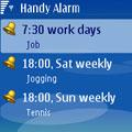 HandyAlarm V1.01