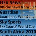 آخرین اخبار جام جهانی 2010 با Ravensoft World Cup
