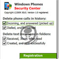Windows Phones Security Center - پاکت پی سی