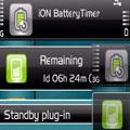 نمایشگر زیبا و کنترل دقیق مصرف باتری Capree iON Ba