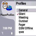 PowerProfiles V1.2 (symbianWare)