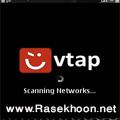 دیدن ویدیو در اینترنت با vtap