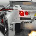 بازي Ridge Racer Drift به صورت جاوا
