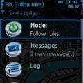 مخفی  کردن تماس های ورودیBest Private Conversation
