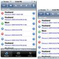 مدیریت تماس ها و پیام ها در آیفون با MobileLog v3.00