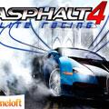 بازی زیبا آسفالت 4 برای تمامی گوشی های Asphalt 4