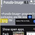 مخفی کردن هر فایلی درون عکس ! Pseudo-Image v0.1