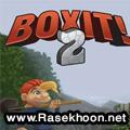 بازی Box it