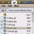 UiQ3 File Manager