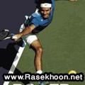 بازی تنیس راجر