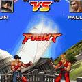 بازی مبارزه ایی زیبا تحت جاوا Tekkenmob
