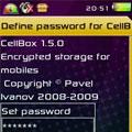محافظت از اطلاعات CellBox Password Manager v1.5.0