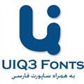 مجموعه فونت برای گوشی های UIQ3 با ساپورت زبان فارس