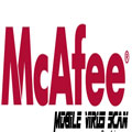 McAfee Mobile Virus Scan
