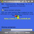 NS Contacts Backup V1.2