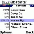 SmsCounter V1.00