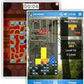 دو بازی زیبای tetris و pipes برای پاکت پی سی
