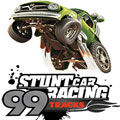لذت مسابقات اتومبيل راني با Stunt Car Racing 99 Tr