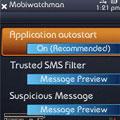 بلوک کردن پیامها و تماسها OptinnoMobitech Mobiwat