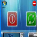 گوشی خود را مانند ویندوز خاموش کنید ShutDown in Xp