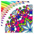 رنگ آمیزی نقاشی Colorfy Coloring Book