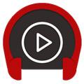پلیر صوتی زیبا Crimson Music Player
