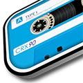 پخش کننده کلاسیک Delitape - Deluxe Cassette v2.0