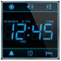 آلارم حرفه ای  Digital Alarm Clock PRO 10.4