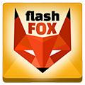 مرورگر با پشتیبانی کامل فلش FlashFox Pro - Flash Browser v34.0