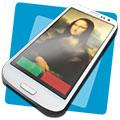 تصویر تمام صفحه در مکالمه با Full Screen Caller ID PRO v3.0.8