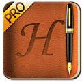 دفترچه یادداشت اندرویدی با Handrite note Notepad Pro v2.16