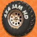 بازی رالی اتومبیل رانی ۴x4 Jam HD 1.0.6