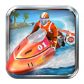 بازی مسابقه قایقرانی Powerboat Racing 3D 1.5
