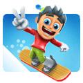 اسکی در شیب های تند Ski Safari 2 v1.2.4.0929