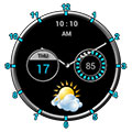ویجت ساعت قدرتمند Super Clock Widget v9.3.0
