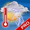 پیش بینی وضعیت هوا با Weather Services PRO v2.4pro