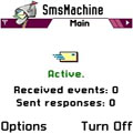 SmsMachine V1.02 (Symbianware)