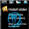 پنهان کردن پوشه با کلمه عبور - HideFolder v1لینوکس
