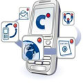 Cellity Communicator دفترچه تلفن همه کاره اینترنتی