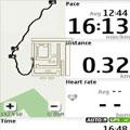 محاسبه قدمها و سرعت  Sports Tracker v3.05