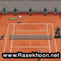 بازی تنیس ویمبلدون
