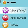 دریافت و مشاهده ایمیل های یاهو و جیمیل Emoze v2.2.